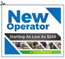 New Operators Starting As Low As 89$ - Elite Garage Door Of Tacoma - The Coupons