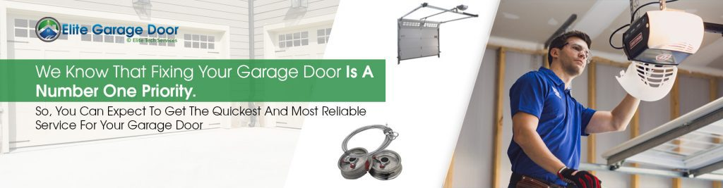 Garage Door Repair & Installation Services In Tacoma WA & Surrounding Areas