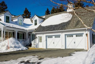 Have You Properly Winterized Your Garage Door