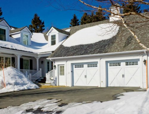 Have You Properly Winterized Your Garage Door?