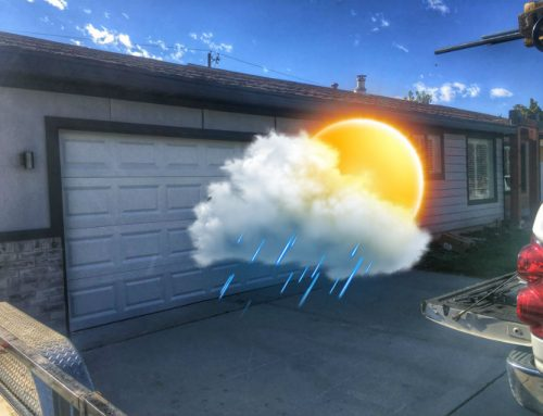 How Extreme Cold Weather Can Damage Your Garage, and What You Can Do About It