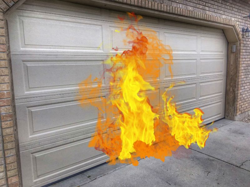 Preventing Fire In The Garage