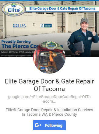 Elite Garage Door Of Tacoma Google Plus