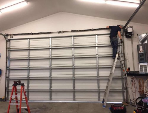 Commercial Garage Door Work In Olympia WA