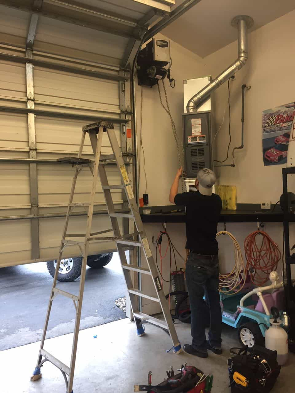 Commercial Garage Door Repair In Olympia WA By Elite Garage Door & Gate Repair