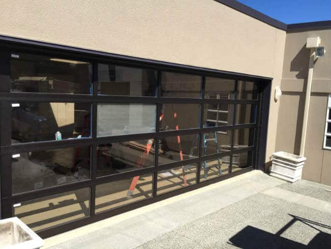 Frost Look Garage Door - In Graham WA By Elite Garage Door & Gate Repair