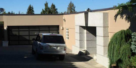 Frost Look Garage Door In Graham WA By Elite Garage Door & Gate Repair