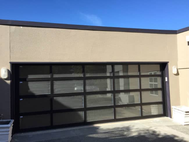 Frost Look Garage Door In Graham WA By Elite Garage Door & Gate Repair