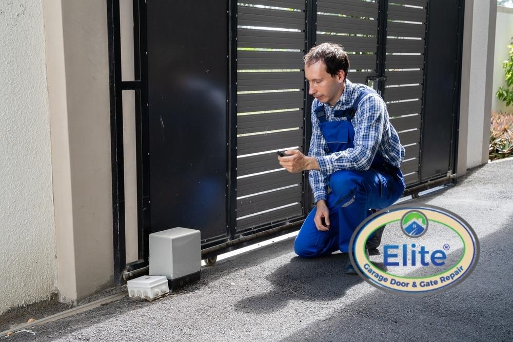 How to Fix a Squeaking Garage Door